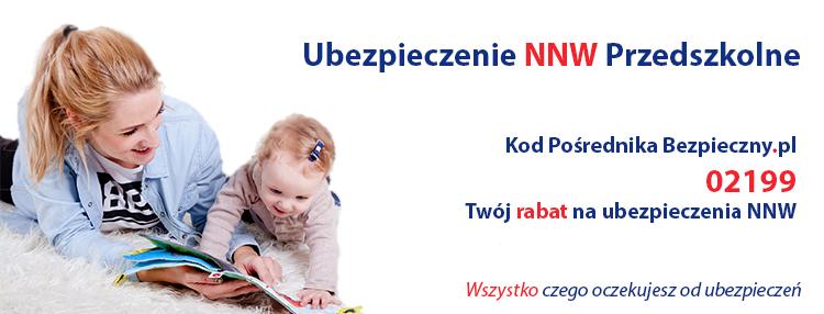 Pośrednik Bezpieczny.pl - NNW Przedszkolne